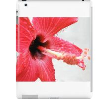 Red Dew iPad Case/Skin