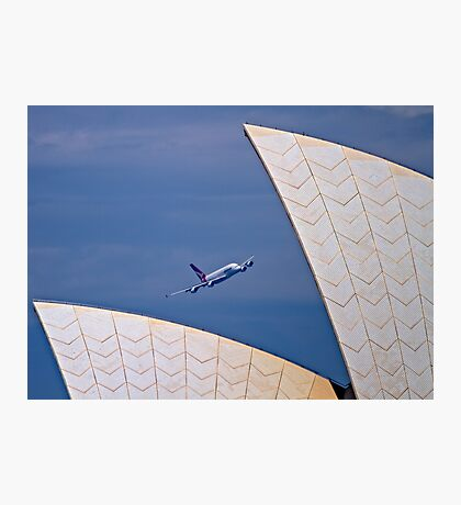 Two Icons Photographic Print