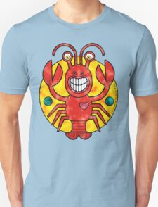 Rick Lobster (Clouds) T-Shirt
