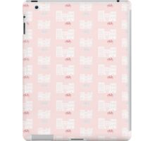 Bicycles in the City iPad Case/Skin