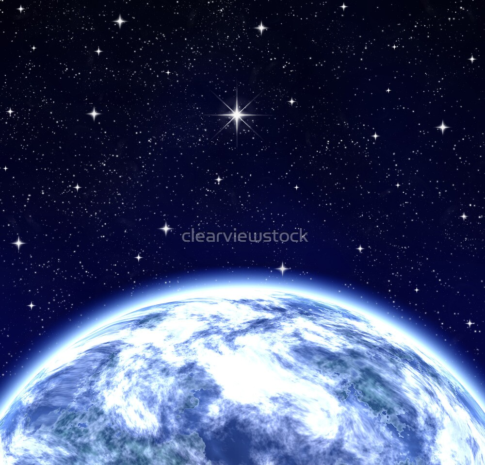 Earth & Space by clearviewstock