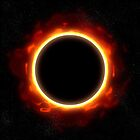 Red Eclipse by clearviewstock