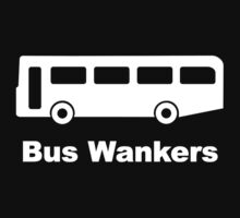 The Inbetweeners - Bus Wankers by DementedFerret