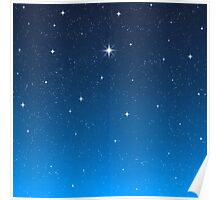 Twinkling Star Poster