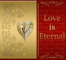 Love is Eternal by clearviewstock