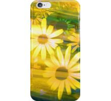 Sun Flower Rush iPhone Case/Skin