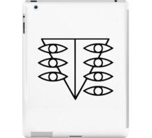SEELE Logo - Black iPad Case/Skin