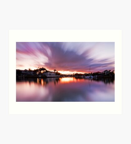 Ormiston Sunrise Art Print