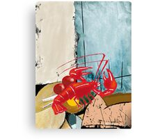 """Lobsterfest"" Canvas Print"