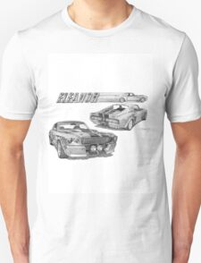 FORD MUSTANG SHELBY GT500 (ELEANOR) Unisex T-Shirt
