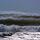 Cyclone Vania Waves hit NSW 2011 by sunranger
