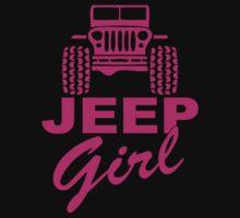 Jeep Girl by 61designn