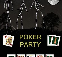 Poker Party, Poker Cards by Eric Kempson