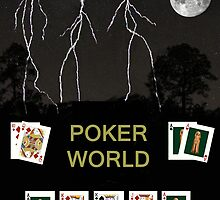 Poker World, Poker Cards by Eric Kempson