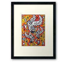Wings Of Desire Framed Print