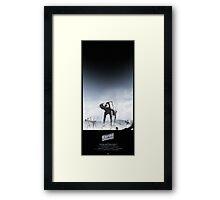Empire Strikes Back Framed Print
