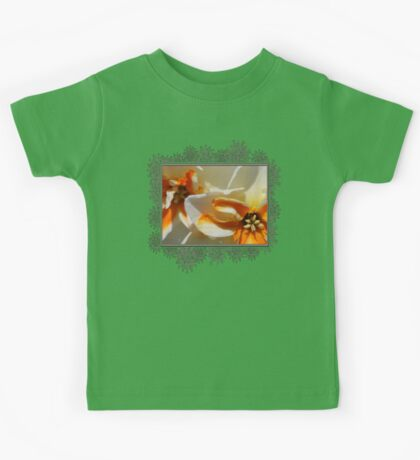 Split-cupped Narcissus named Trepolo Kids Tee