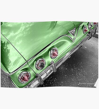 Classic Car 188 Poster
