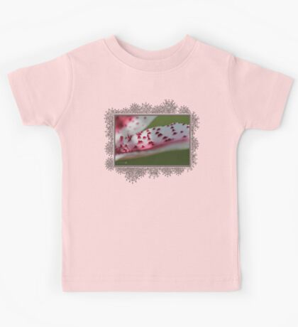 Oriental Lily named Tiger Edition Kids Tee