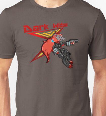 Dark Widow Unisex T-Shirt