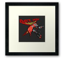 Dark Widow Framed Print