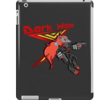 Dark Widow iPad Case/Skin