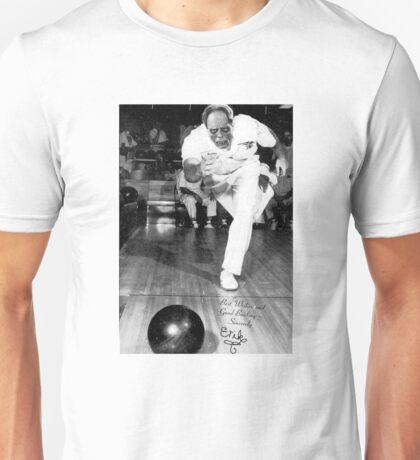Phantom of the Lanes Unisex T-Shirt