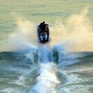 Jetski getting air by BigAndRed
