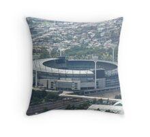 MCG Throw Pillow