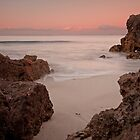 Hoopers Beach, Robe SA by Fiona Boundy