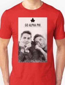 Go Alpha Phi Unisex T-Shirt