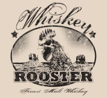 Rooster Whiskey - True Grit by robotrobotROBOT