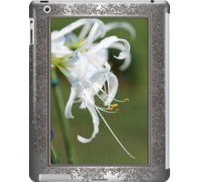Peruvian Daffodil named Advance iPad Case/Skin