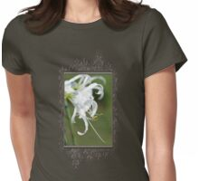 Peruvian Daffodil named Advance Womens Fitted T-Shirt