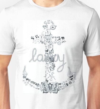 anchor larry Unisex T-Shirt