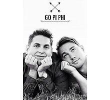Go Pi Phi Photographic Print