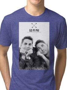 Go Pi Phi Tri-blend T-Shirt
