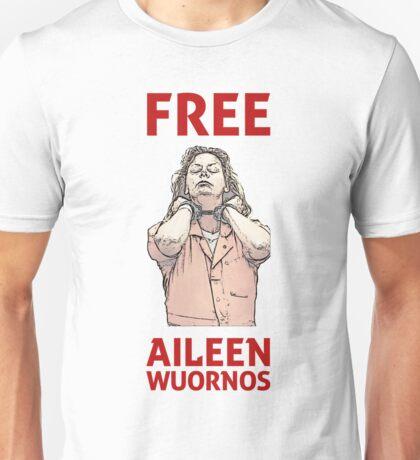 DEATH ROW - FREE AILEEN WUORNOS Unisex T-Shirt