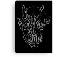 Demoni Canvas Print