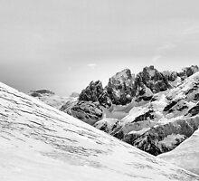 Lunar Dolomites by Francesco Malpensi