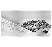 Lunar Dolomites Poster