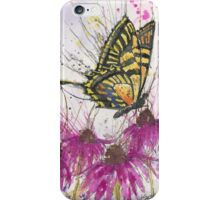 Swallowtail Butterfly iPhone Case/Skin