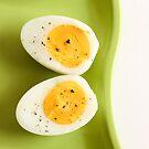 Boiled Egg by Anaa