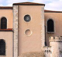 Church Saint Sauveur La Rochelle  by SoulSparrow