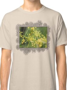 Allium Flavum or Yellow Fireworks Allium Classic T-Shirt