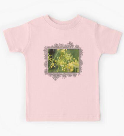 Allium Flavum or Yellow Fireworks Allium Kids Tee