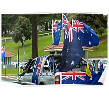 Aussie Pride and 4WD utes.........goes hand in hand really Poster