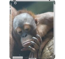 Bored Monkey iPad Case/Skin