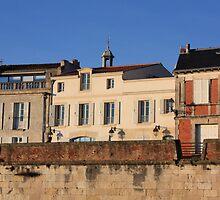 La Rochelle terrace houses by SoulSparrow