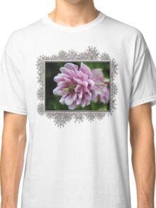 Double Columbine named Pink Tower Classic T-Shirt